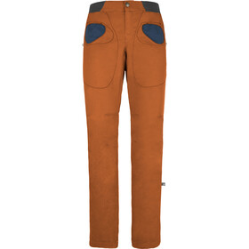 E9 Rondo Story Trousers Men brick
